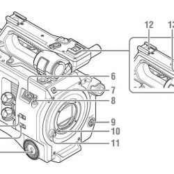 Sony PXW-FS7 Super 35mm XDCAM Camera System
