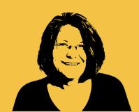 Ihre Trainerin: Kommunikations- und Storytelling-Expertin Pia Kleine Wieskamp