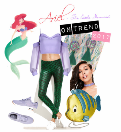 Ariel 2016-2017 Trends on Polyvore by StoryBehindTheCloth