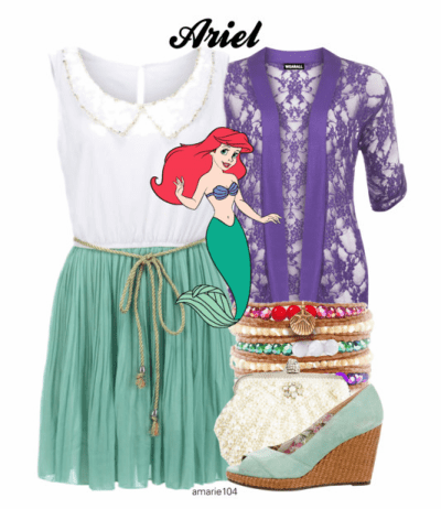 Ariel Classy Outfit on Polyvore by Amarie104