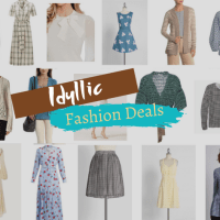 Idyllic Fashion Deals: Deep Discounts on Country-Chic Cottagecore Style Clothing