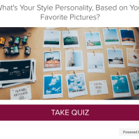 Quiz: What's Your Style Personality, Based on Your Favorite Pictures?