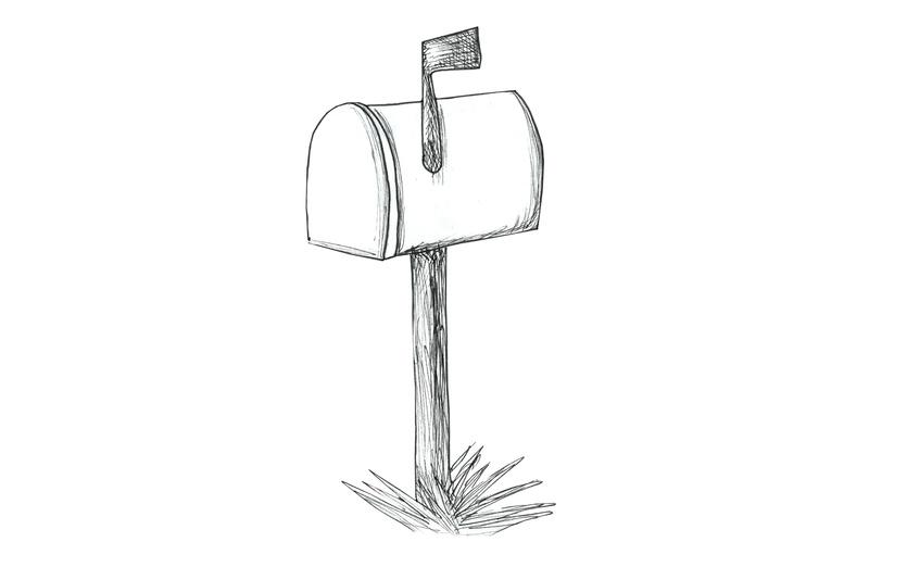 Mailbox by Cara Burns Design on Storybird