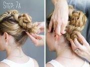 fauxhawk braid beauty