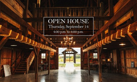 Storybook Barn Open House