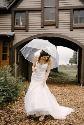 Bride at Storybook Barn, Missouri