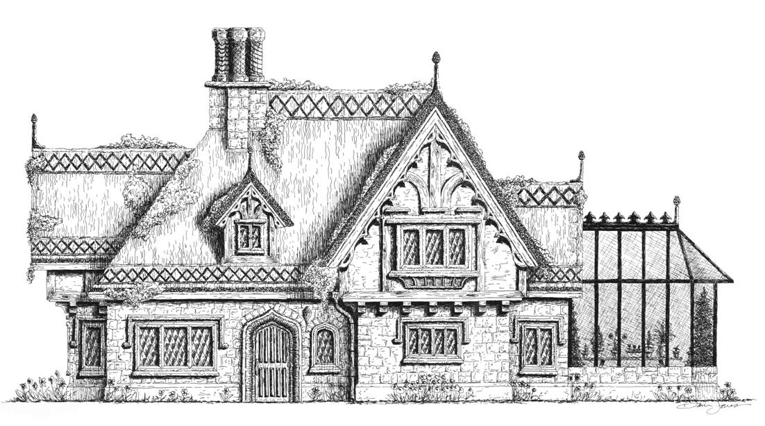 Fairy Tale House Plans Designs Storybook Homes Plan Sets Of Our