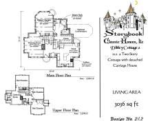 Storybook Homes Floor Plans