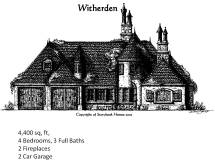 Storybook Homes House Plans