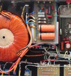 home brew hitachi mosfet power amplifier [ 1200 x 862 Pixel ]