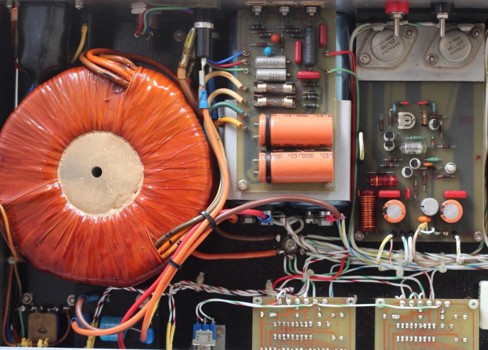 medium resolution of home brew hitachi mosfet power amplifier