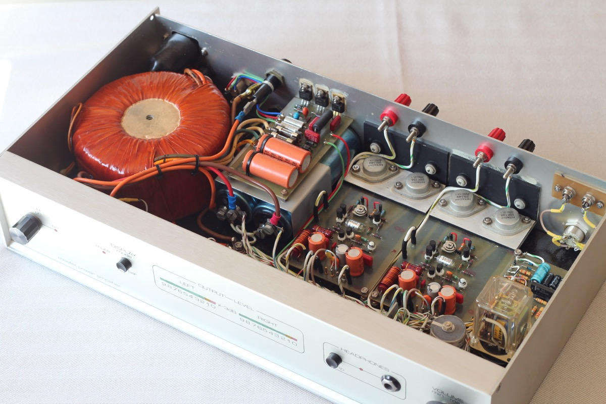 hight resolution of home brew hitachi mosfet power amplifier