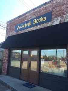independent bookstores atlanta a cappella books