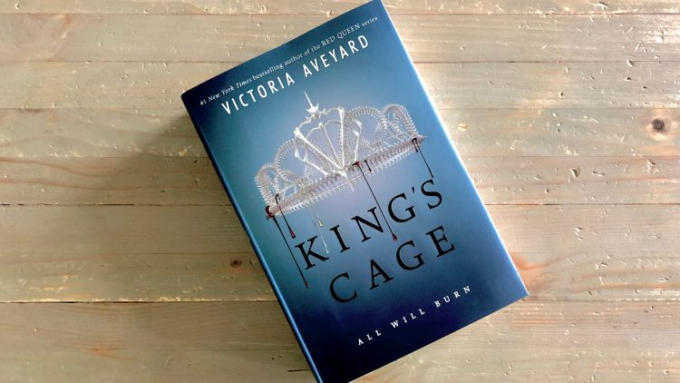 King's Cage by Victoria Aveyard   Story Darling