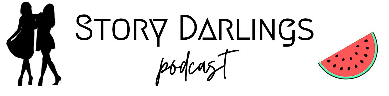 Logo for Story Darlings Podcast