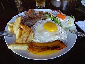 Nazca menu