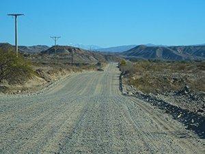 Ruta 40 Cafayate to Cachi