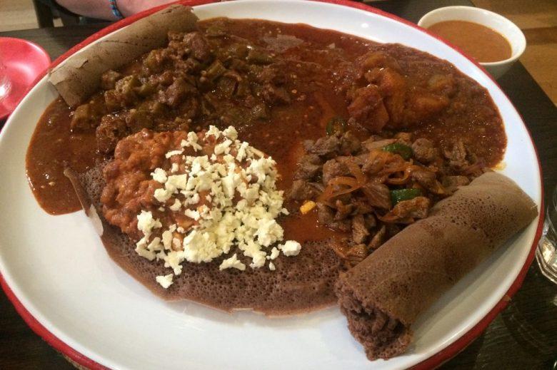 Melbourne food: Saba Ethiopian, Fitzroy