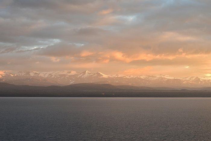 Nahuel Huapi Lake - Bariloche - Patagonia - Argentina