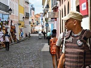 Salvador policia