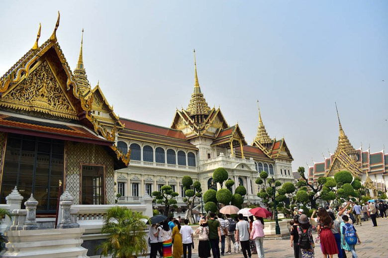 What to do in Bangkok: The Grand Palace