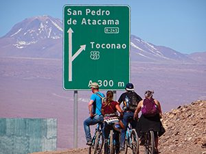 Things to do in San Pedro: go cycling