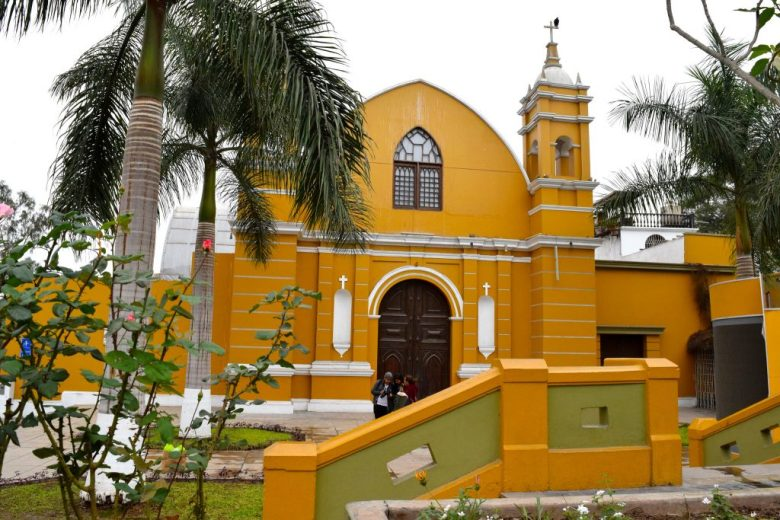 What to do in Lima: Iglesia La Ermita, Barranco
