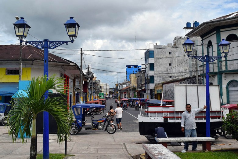 Itinerary for Peru: Iquitos is the biggest city in the Peruvian Amazon jungle