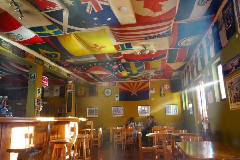 Things to do in Cusco: Norton Rat's Tavern on Plaza de Armas