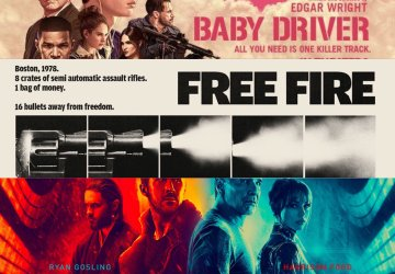 Baby Driver Free Fire Bladerunner 2049