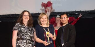 University of Derby crowned University of the Year
