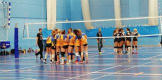 Women's Volleyball First Team