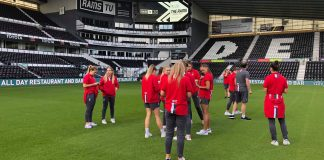 Derby County Ladies vs Forest Women