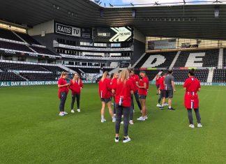 Derby County Ladies vs Forest Women