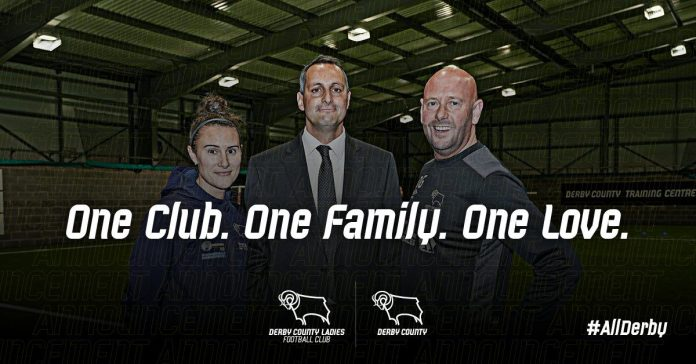 Derby County announcement
