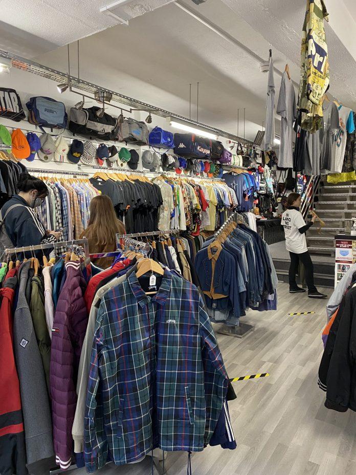 Threadz, Vintage Clothing Retailer