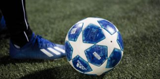 A generic image of a football