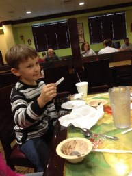 Middle Boy and his fortune