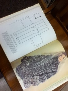 One example of the gorgeous garments in this book.