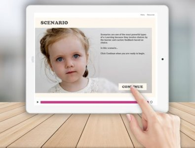 storyline scenario template e-learning