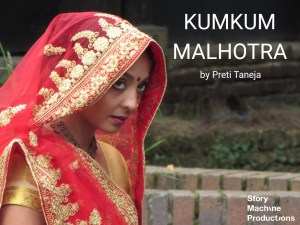 A Story Machine Productions and Glass House Dance production, bringing Preti Taneja's Kumkum Malhotra alive in an outdoor dance piece.