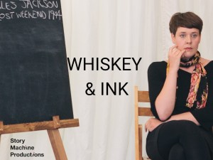 Whiskey & Ink is a Story Machine Production of Leslie Jamieson's addiction memoir The Recovering. Presented as a 12 step meeting with some of the greatest writers of all time.