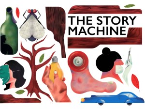 The first story machine event. 18 short stories and works of poetry brought to life over an epic three-hour production.