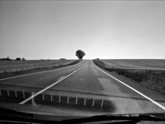 """Lonely Road"" ~ Taken in California's Central Valley"