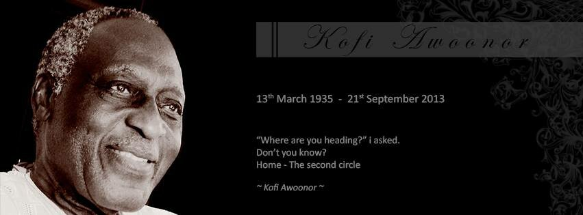 A Tribute to Professor Kofi Awoonor