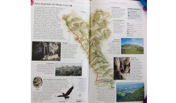 Guidebook example