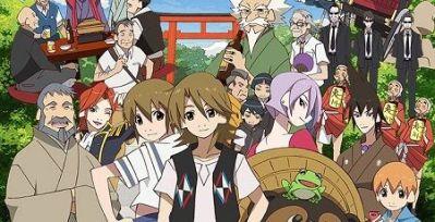 『有頂天家族』あらすじ・ネタ 人間に化けて京都で暮らす狸の青春