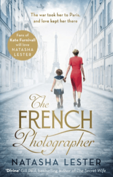 Natasha Lester, The French Photographer, Sphere