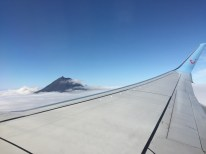 Pico above the clouds