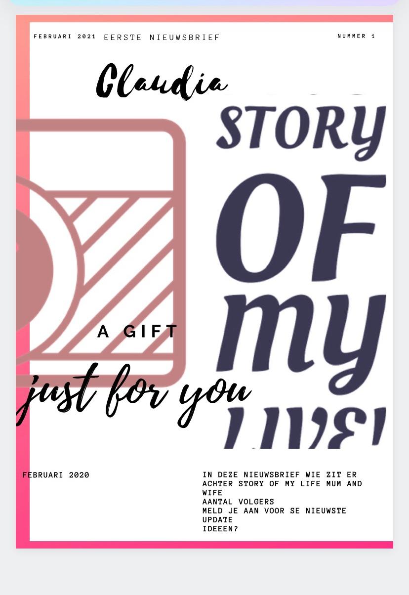 Storyofmylifeasmomandwife